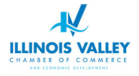 Illinois Valley Area Chamber of Commerce and Economic Development Member